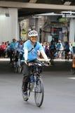 Fahrrad für Mutter Stockbilder
