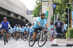 Fahrrad für Mutter Lizenzfreie Stockbilder