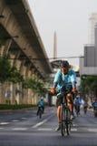 Fahrrad für Mutter Stockfotografie