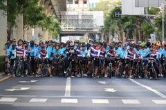Fahrrad für Mutter Lizenzfreie Stockfotografie