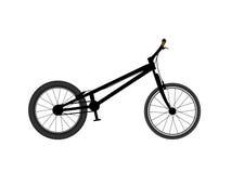 Fahrrad für Tricks und Sprünge Lizenzfreies Stockfoto