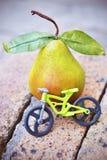 Fahrrad-Frucht Lizenzfreies Stockfoto