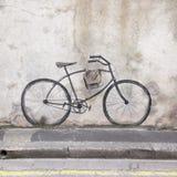 Fahrrad-Graffiti lizenzfreie stockbilder