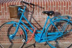 Fahrrad in Holland lizenzfreie stockbilder
