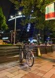 Fahrrad in Japan Stockbild