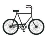 Fahrrad, Logo, Ikone, Netz, ENV, Illustration, Lizenzfreies Stockfoto