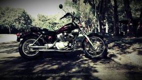 Fahrrad-Park Lizenzfreie Stockfotos