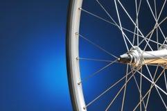 Fahrrad-Rad Stockfoto