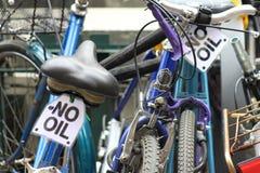 Fahrrad - reiner Transport Stockbilder