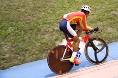 Fahrrad-Rennen Lizenzfreie Stockfotografie