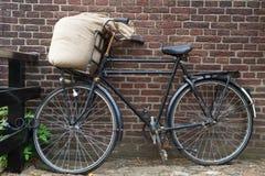 Fahrrad vom Müller Stockfoto