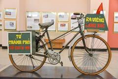 Fahrrad von Ho Chi Minh Stockfoto