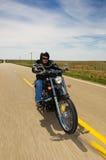Fahrradfahrt Lizenzfreie Stockfotografie