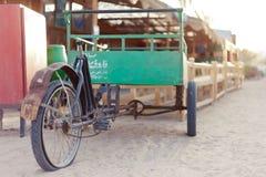 Fahrradfahrzeug Lizenzfreie Stockfotografie