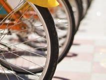 Fahrradfelge Lizenzfreie Stockbilder