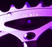 Fahrradgang Stockfoto