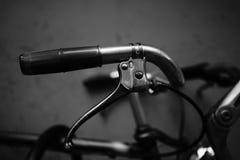 Fahrradlenker Lizenzfreie Stockfotografie