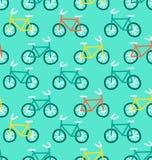 Fahrradmuster Lizenzfreie Stockfotos