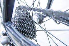 Fahrradnabe Stockbild