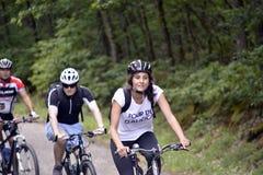 Fahrradreise Lizenzfreie Stockfotos
