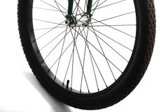 Fahrradspeichen Stockfotografie