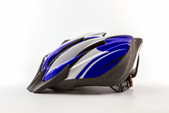 Fahrradsturzhelm für das sichere Fahren Stockbilder
