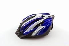 Fahrradsturzhelm für das sichere Fahren Lizenzfreie Stockbilder