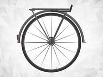Fahrradteile u. -gänge Lizenzfreie Abbildung