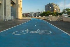 Fahrradzeichen Stockbilder