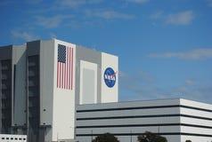 Fahrzeug-Montage-Gebäude, die NASA stockbilder