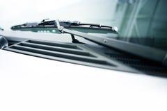 Fahrzeug-Wischer Stockfotos