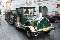 Fahrzeuge Prag stockbilder