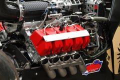 Fahrzeugmotor stockfoto