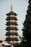 Fahua Pagoda Stock Photos