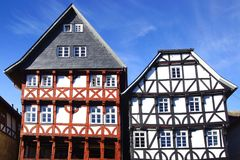 Fahverk house in the Fritzlar. Royalty Free Stock Image