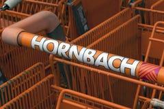 Fai-da-te di Hornbach Immagini Stock