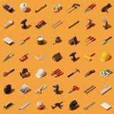 Fai-da-te e rinnovamento domestico illustrazione di stock