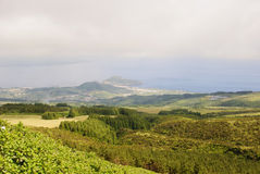 Faial, Azores Royalty Free Stock Image