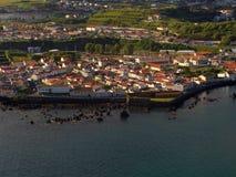 Faial Island Stock Image