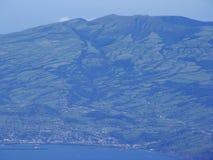 Faial_island_Azores Fotografía de archivo