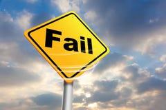 Fail Stock Image