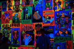 FAILE :野人/神圣的年轻人头脑39 免版税库存图片