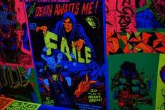 FAILE :野人/神圣的年轻人头脑48 免版税库存照片