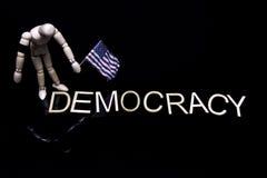Failed Democracy Royalty Free Stock Photo