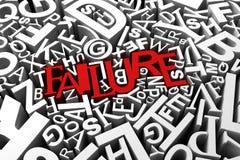 Failure vector illustration