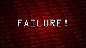 Failure Message Stock Photos
