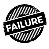 Failure stamp rubber grunge Royalty Free Stock Photo