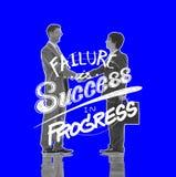 Failure Success Progress Business Investment Concept Stock Photos