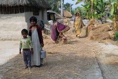 Faim et malnutrition photographie stock