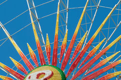 At the fair. Impression of a famos fair in Germany at Crange Royalty Free Stock Photo